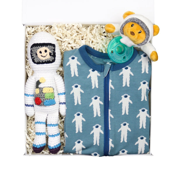 I Want to be an Astronaut Baby Gift Box