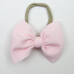 Little Lopers Little Ballerina Skinny Bow (One Size)