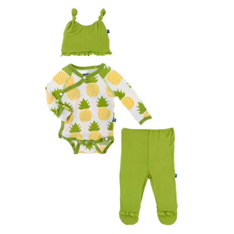 Pineapple Baby Clothes