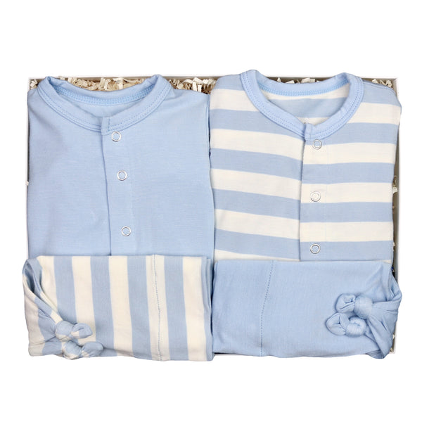 twin boys gift set