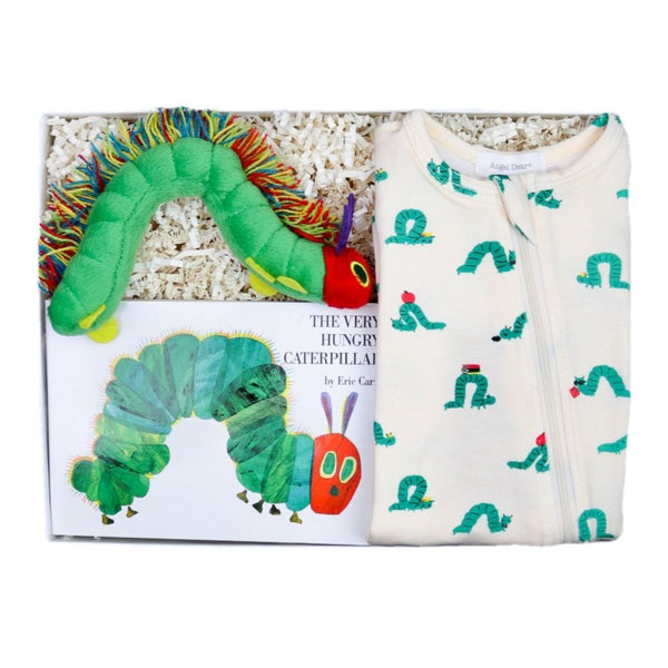 hungry caterpillar gift set