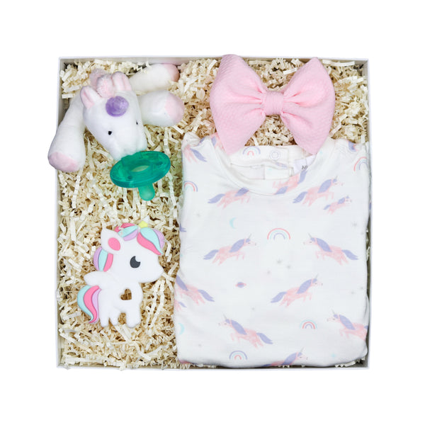 Cosmic Unicorn Baby Gift Box