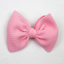 Little Lopers Pink Skinny Bow (One Size)