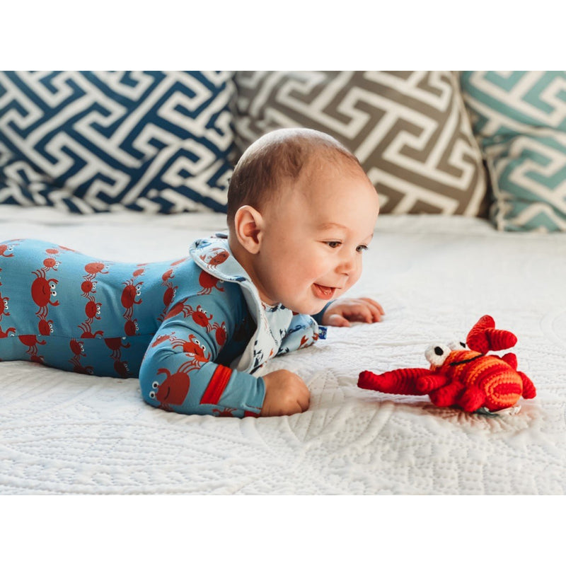 Crabby When Tired Baby Gift Box