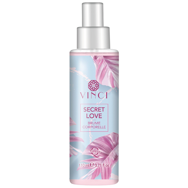 BODY MIST SECRET LOVE - 110ML