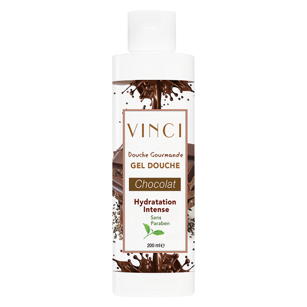 GEL DOUCHE CHOCOLAT  DU VINCI - 200ML