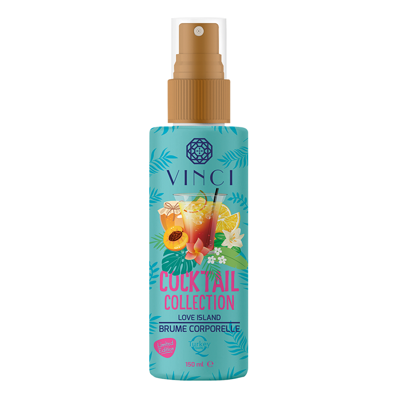COCKTAIL COLLECTION BAUME CORPORELLE LOVE ISLAND - 100ML