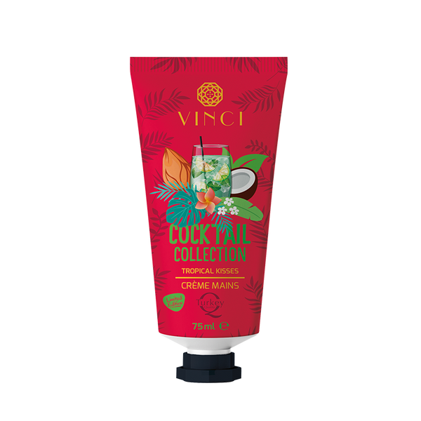 COCKTAIL COLLECTION CRèME MAINS TROPICAL KISSES - 75ML