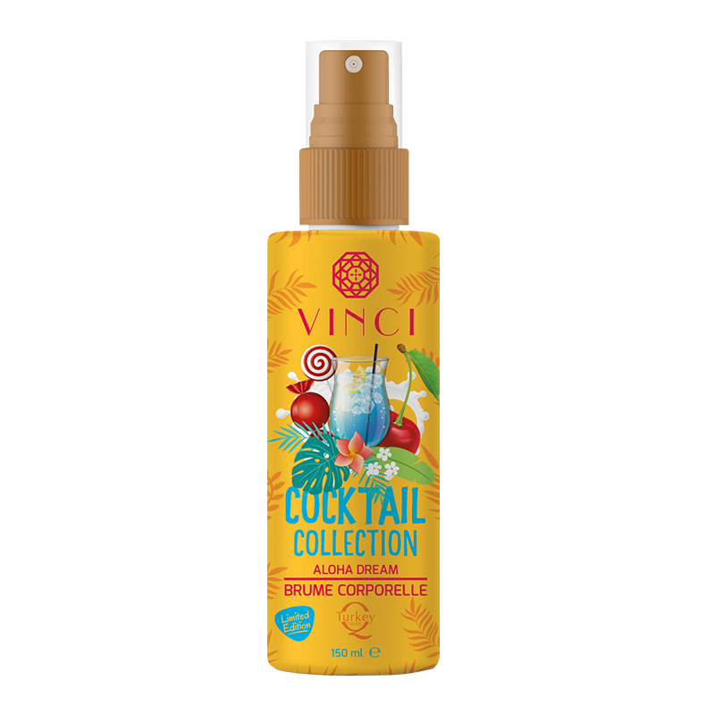 COCKTAIL COLLECTION BAUME CORPORELLE ALOHA DREAM - 100ML