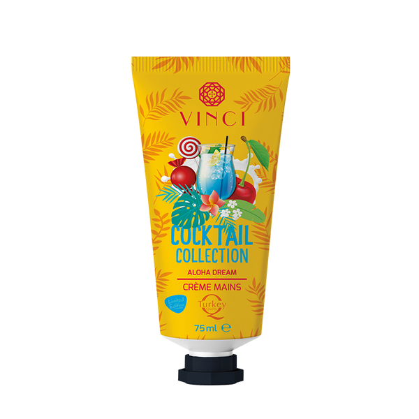 COCKTAIL COLLECTION  CRèME à MAIN ALOHA DREAM - 75ML