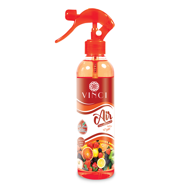 AIR FRESHENER PARFUM D'AMBIANCE FRUITS - 400ML