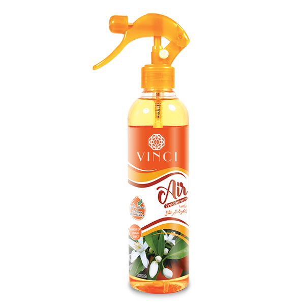 AIR FRESHENER PARFUM D'AMBIANCE FLEUR D'ORANGE - 400ML