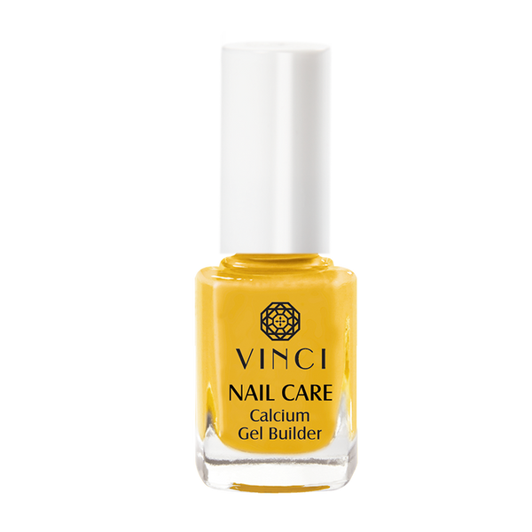 VINC NAIL CARE CALCIUM GEL BUILDER - 12ML