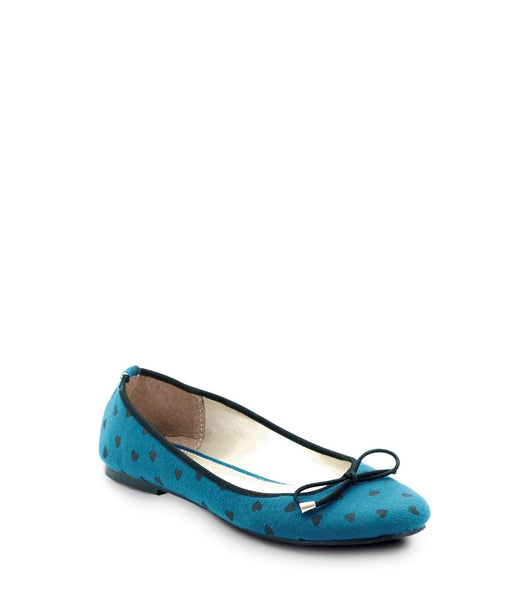 * Réf.142073* OH- BRIANA SHOES BLUE 38 (PROMO)