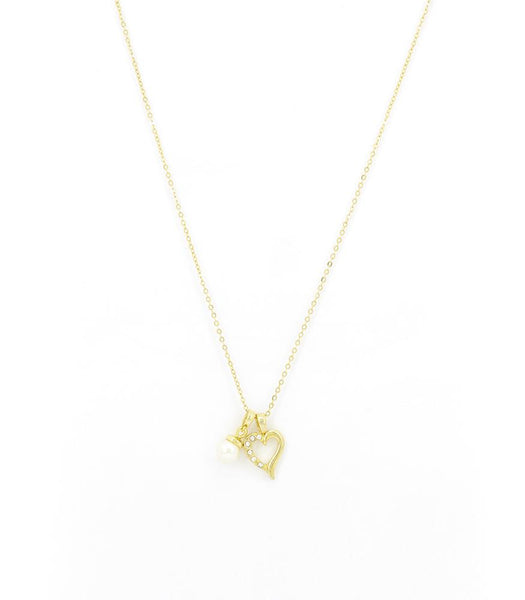 * Réf.152023* FARINA NECKLACE GOLD (PROMO)