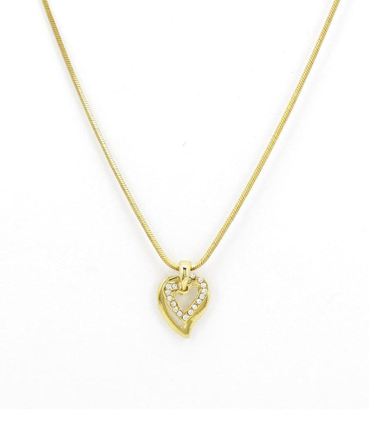 FLANNERY NECKLACE GOLD