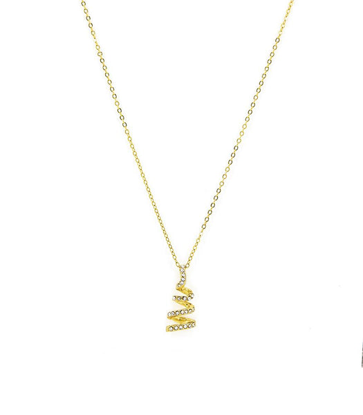 GENNA NECKLACE GOLD