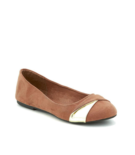 * Réf.142566* IDONEA SHOES BROWN 40 (PROMO)