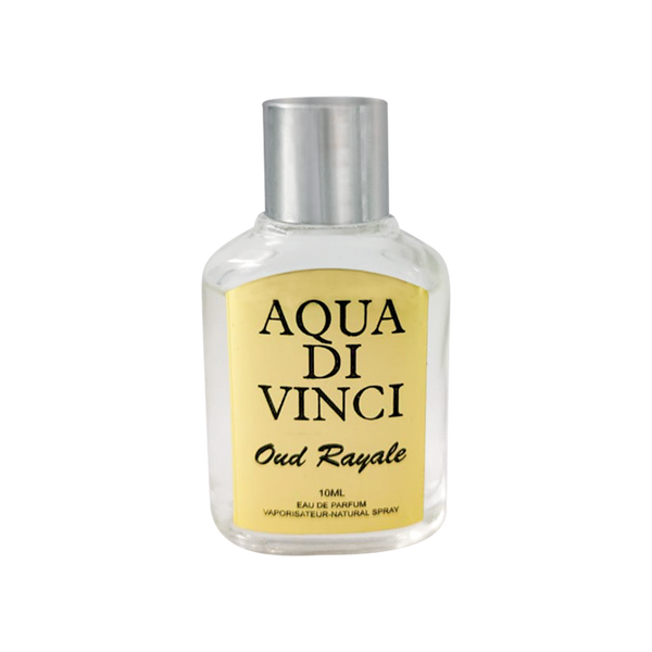 AQUA DI VINCI OUD ROYALE - 10ML