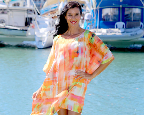 3 Ways To Feel Great In A Kaftan, Laloom Kaftans