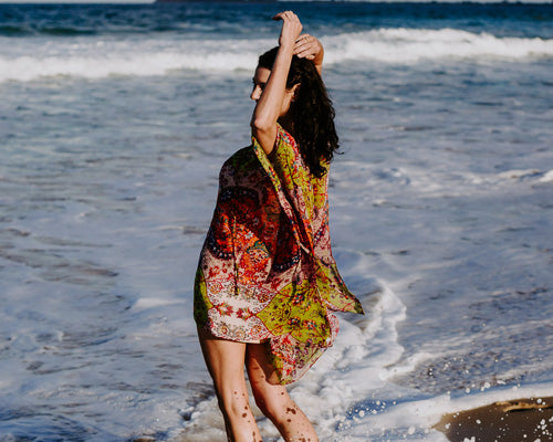 How To Stay Cool In Summer, Laloom Kaftans