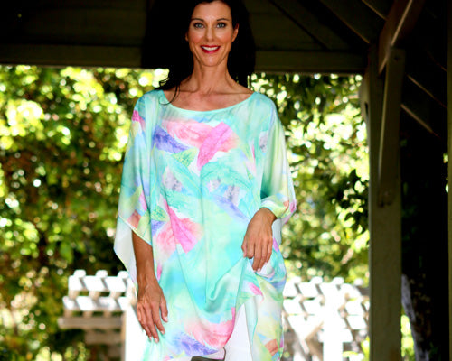 Kaftans Perfect For The Petite, Laloom Kaftans