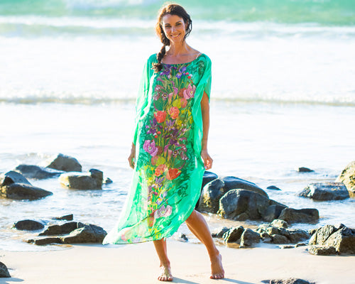 The Art Of Cover Ups, Laloom Kaftans