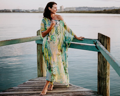 The Perfect Dress For A Day At The Races, Laloom Kaftans