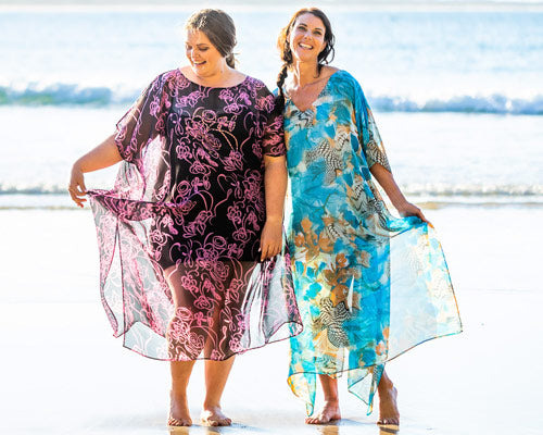Plus Size Dressing Guide For Wearing Kaftans, Laloom Kaftans