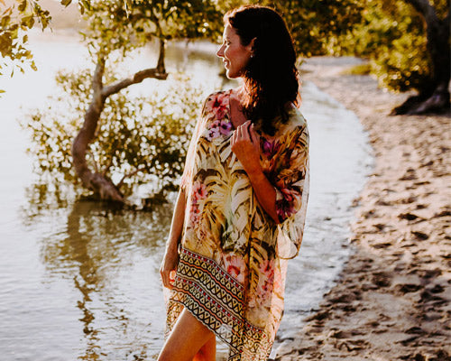Your Guide To: What To Wear On A Cruise, Laloom Kaftans