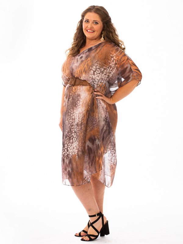 5 Great Style Tips & Outfit Ideas For Plus Size Dressing, Laloom Kaftans