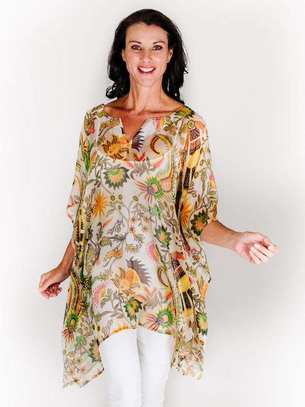 Business Casual Dress Code, Cocoa Island Short Kaftan, Laloom Kaftans
