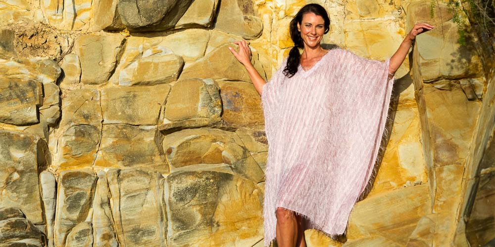 Dressin For Formal Occasions, Kapalua Bay Mid Length Kaftan Dress, Laloom Kaftans