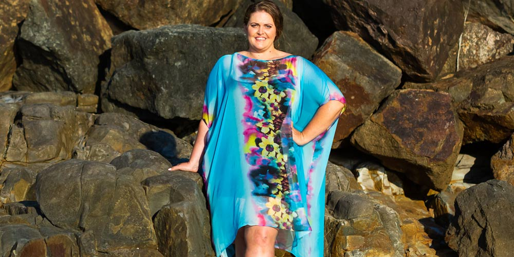Kaftans Perfect For Shorter Women, Hapuna Kaftan Dress, Laloom Kaftans