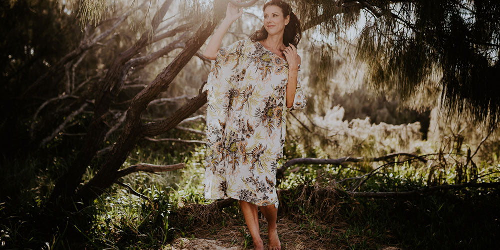 Kaftans For The Petite, Nika Island Kaftan Dress, Laloom Kaftans