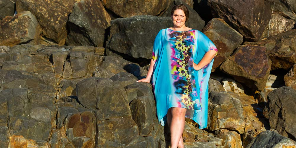 Plus Size Kaftans To Hide Weight Gain, Laloom Kaftans
