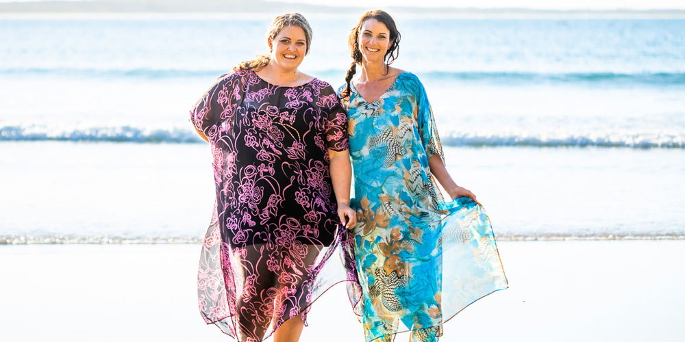 Summer Fashion Style Tips, Long Kaftan Dresses, Laloom Kaftans