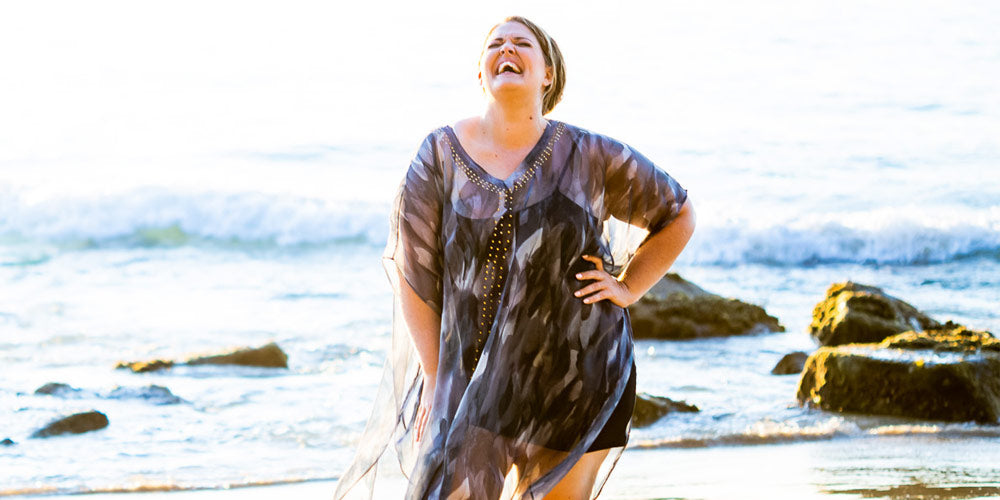 Why Buying Plus Size Clothing Online Is Safe & Secure, Laloom Kaftans