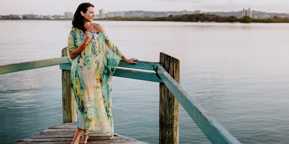 Your Ultimate Dress Code Guide, The Perfect Dress For A Day At The Races, Laloom Kaftans