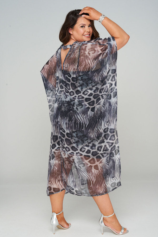 Dionysus Long Kaftan Dress, Laloom Kaftans