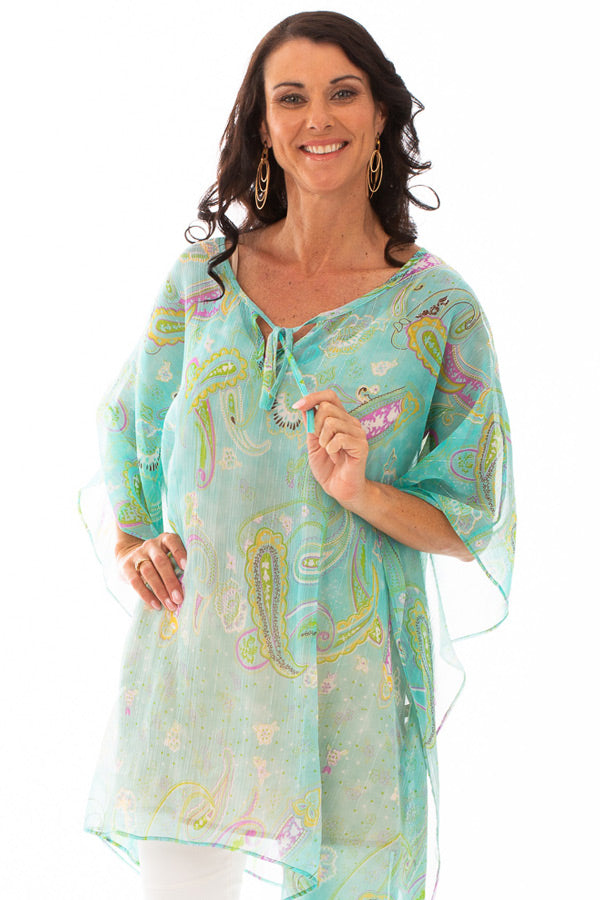 Ka'ula Short Kaftan Dress, Laloom Kaftans