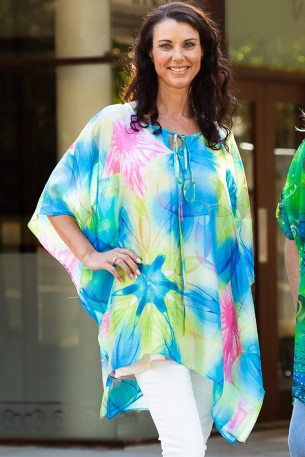 Maui Short Kaftan Dress, Laloom Kaftans