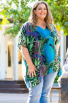 Molokai Short Kaftan Dress, Laloom Kaftans