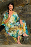 Waikiki Beach Kaftan Dress, Laloom Kaftans