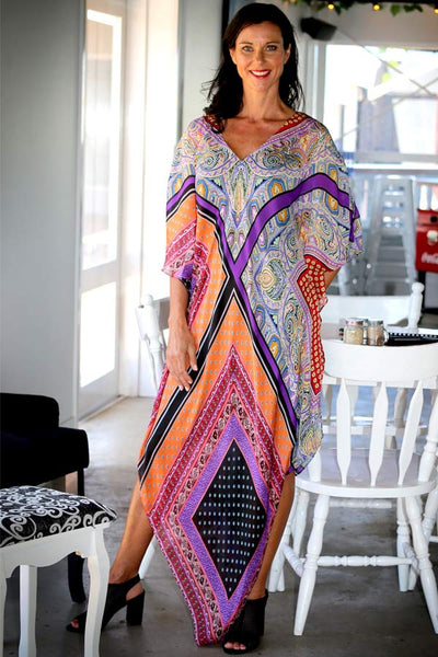 Yes To Dancing long kaftan
