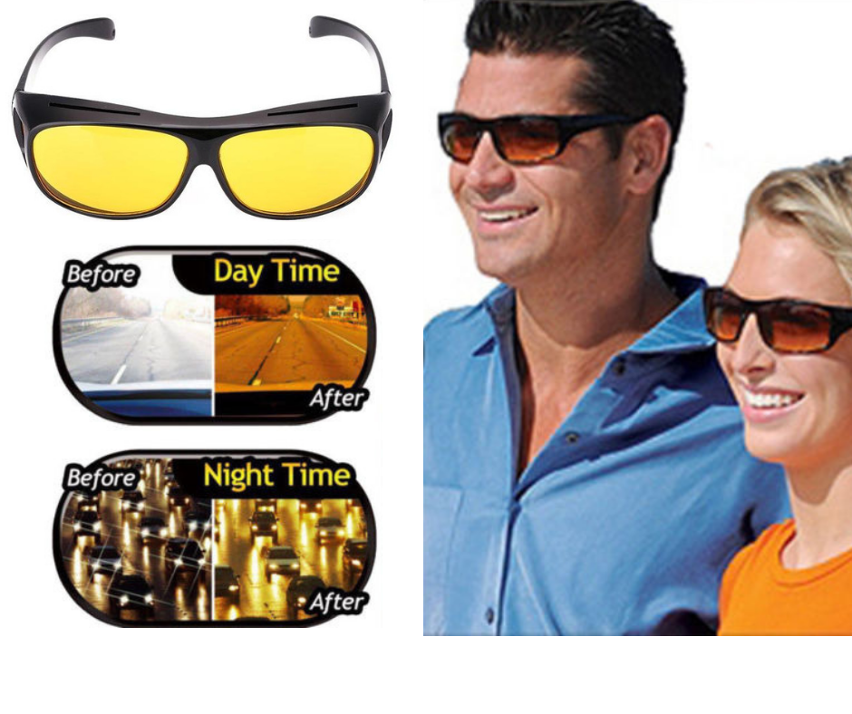 NEW 2019 HD Night Vision Driving Glasses™