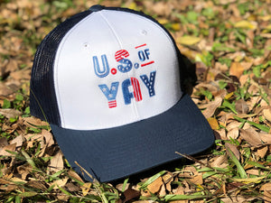 U.S. of YAY Trucker Hat