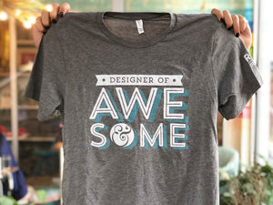 Designer of Awesome T-shirt