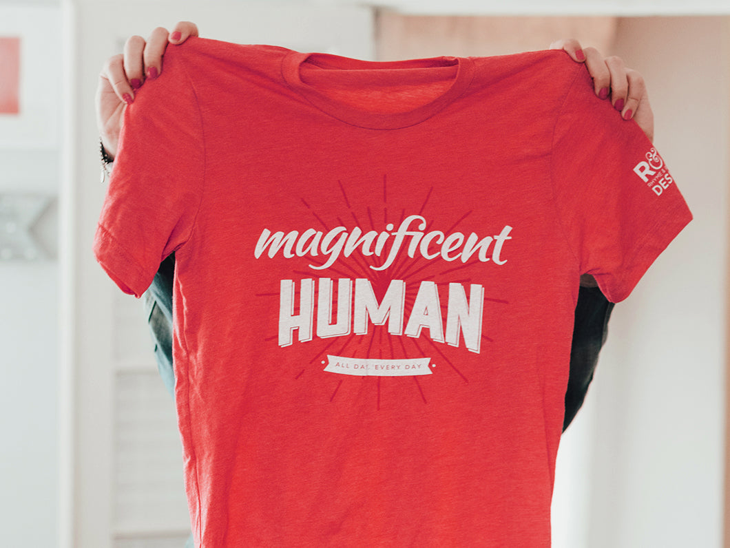Magnificent Human T-Shirt