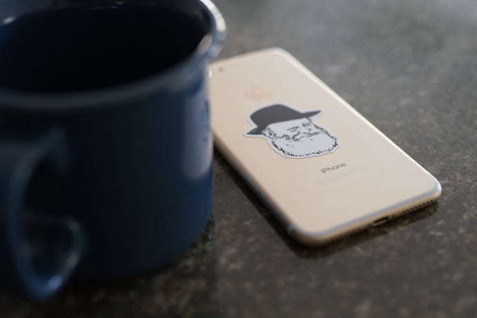 Lubavitcher Rebbe Sticker